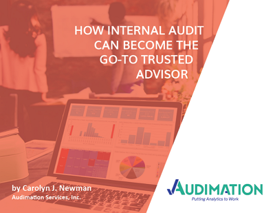 How Internal Audit Can Become the Go-To Trusted Advisor eBook Thumbnail