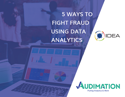 5 Ways to Fight Fraud Using Data Analytics eBook