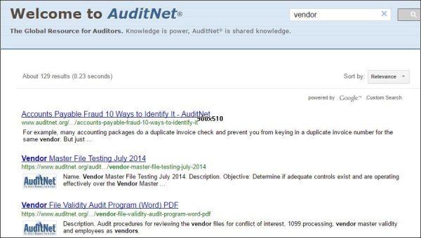 Explore the Abundant Resources of AuditNet   Audimation