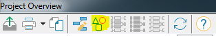Project Overview Toolbar