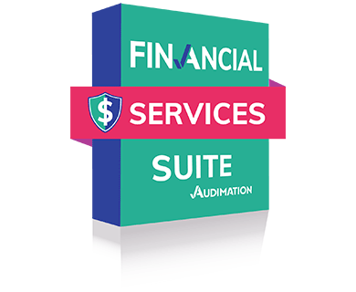 Financial Services Suite by Audimation